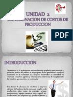 Tema 2 Determi Nacion de Costos