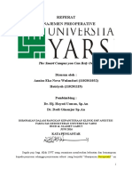 Referat Anestesi Peri-op Management