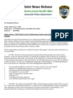 2016 002D ASO GPD Joint Release FDLE Update in Officer Involved Shooting Investigation131093729575763934