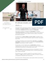 El Vehículo Inclusivo, En Su Taller _ Revista Líderes