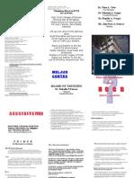 MELJUN CORTES - HCCB Pamphlets/Brochures (HOLY CHILD COLLEGES OF BUTUAN)