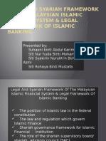 islamic legal framework