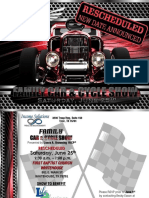 Rescheduled Car Show 2016