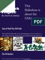 usa slide presentation