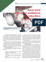Bases Para Reducir Los Problemas Reproductivos en Cunicultura