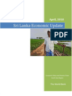 Sri Lanka Economic Update - April 2010 Full Report