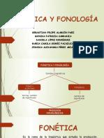 Fonética y Fonología Ppt Completa