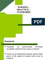 Nursing Practice Standards2