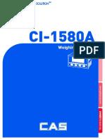 CI-1580A ENG User Manual