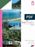 Camping St Disdille Brochure 2010