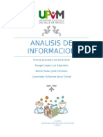 Analisis de Informacion