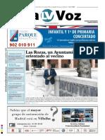 LA VOZ Nº 154- Junio de 2016