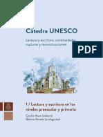 Vol. 1 - Lectura y Escritura en Los Niveles Preescolar y Primaria