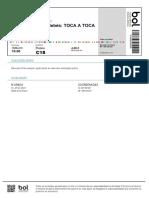 Bilhetes PDF