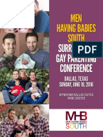 Men Having Babies South Surrogacy & Gay Parenting Conference