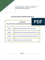 Tema Delitos Contra La Administración Pu (Autoguardado)