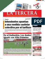 Diario La Tercera 03.06.2016
