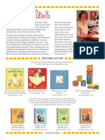 rosemary   wells   titles   from   candlewick   press
