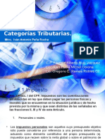Categorias Tributarias