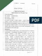 Simone Moreira - Tribunale del Riesame 22.3.10