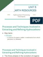 hydrocarbon processing tecniques  1