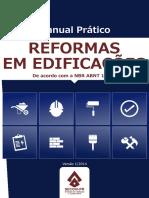 Manual - Reparos Em Edificações - NBR 16280
