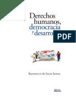 DH y Desarrollo-Boaventura de Sousa