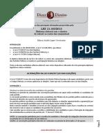Lei 13.140-2015 (Reforma Eleitoral Com o Objetivo de Reduzir Os Custos Das Campanhas) - Dizer o Direito
