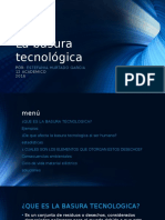 La basura tecnológica.pptx