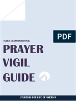 Prayer Vigil Guide