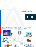 MPLS VPN - Product Presentation