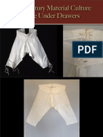 Clothing - Male - Under Drawers