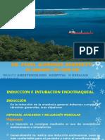 Induccion e Intubacion (Unheval 2015)