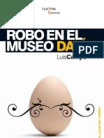 Robo en el Museo Dali, Luis Campo