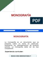 Monografia y Evaluación
