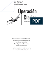 Operacion Clarion   raul g mendez