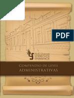 Compendio de leyes administrativas