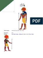 Deus Egipcio Rá Wikipedia