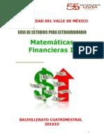Matematicas Financieras i