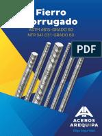Fierro Corrugado ASTM A615-GRADO 60