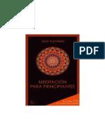 KORNFIELD Meditacion-Para-Principiantes.pdf