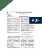El Papel Mediacional Del Estrés Parental en La Relación Estilos de Crianza y Frecuencia de Problemas de Comportamiento Infantil