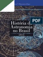 Historia Astronomia no Brasil Volume 2