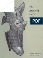 Arte e Storia - Inglese - Armi e Armature - The Armored Horse in Europe 1480-1620