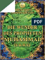 Die Wunder Des Propheten Muhammad (Friede Sei Mit Ihm). German Deutsche