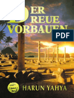 Der Reue Vorbauen. German Deutsche