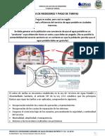 DIPTICO DE LECTURA DE MEDIDORES Y PAGO DE TARIFAS