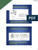 Clase 4 Minerales de La Arcilla
