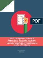 Estudio Marco Conceptual Sistemas Evaluacion