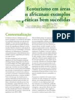 Ecoturismo em áreas protegidas africanas
